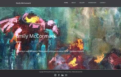 Emily McCormack Artist