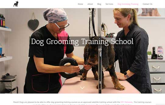 Pawsh Dogs Grooming
